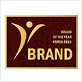 2015 대한민국 올해의 브랜드 대상