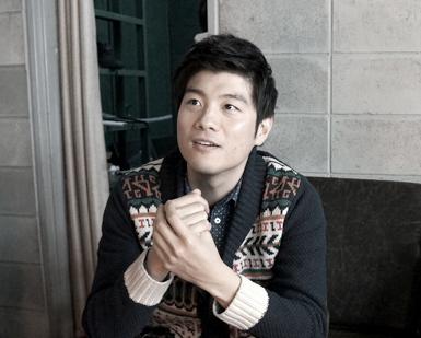 듀오 모델 윤태웅 사진